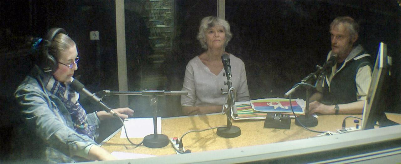 Slotstad RTV interviewt Maarten en Karien